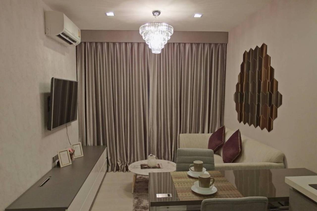 Agent - Aiyarat Agency's for rent Rhythm 36-38 33sqm 19fl 10