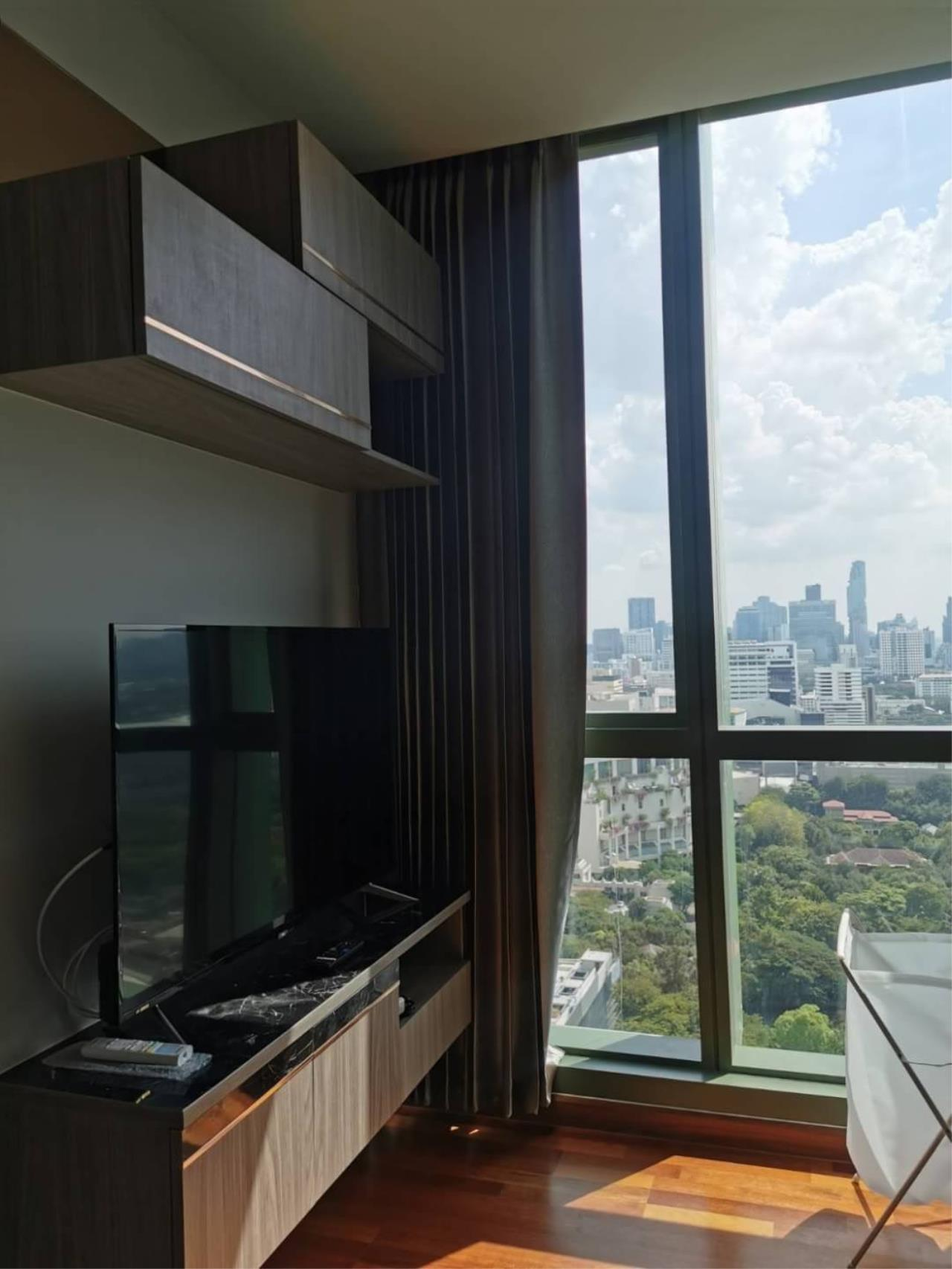Agent - Aiyarat Agency's for rent wish signature 34 sqm 31fl nice view 3