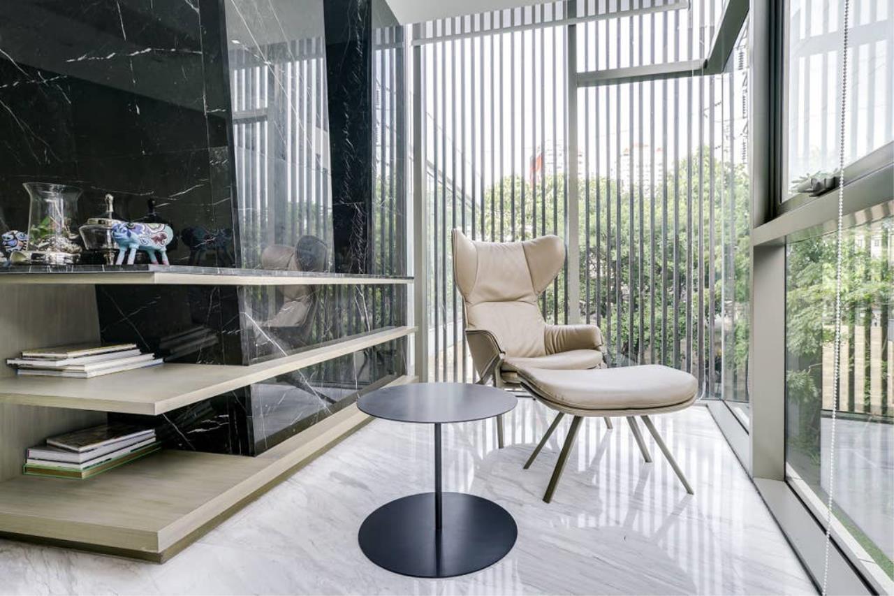 Hostmaker Bangkok Agency's Gorgeous 1bed1Bath in condo HQ by Sansiri 34
