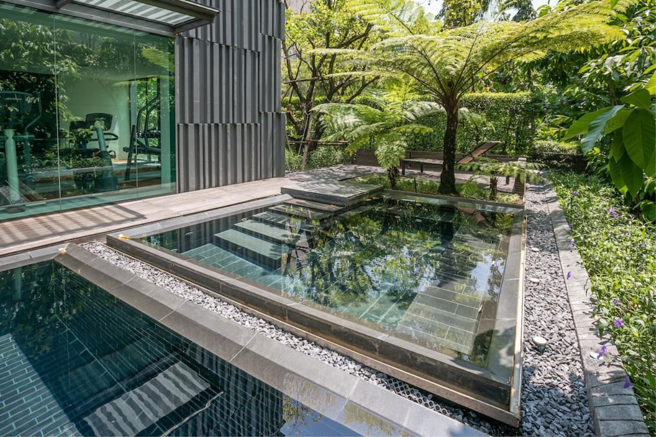 Hostmaker Bangkok Agency's Charming 1 Bed Apt w/ Balcony in Via 49 Condo 26