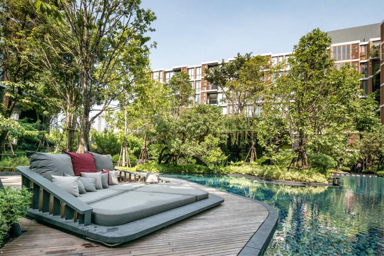 Hostmaker Bangkok Agency's Modern & Cozy 1 Bed 1 Bath Condo in the lovely Phra Khanong Neighborhood 39