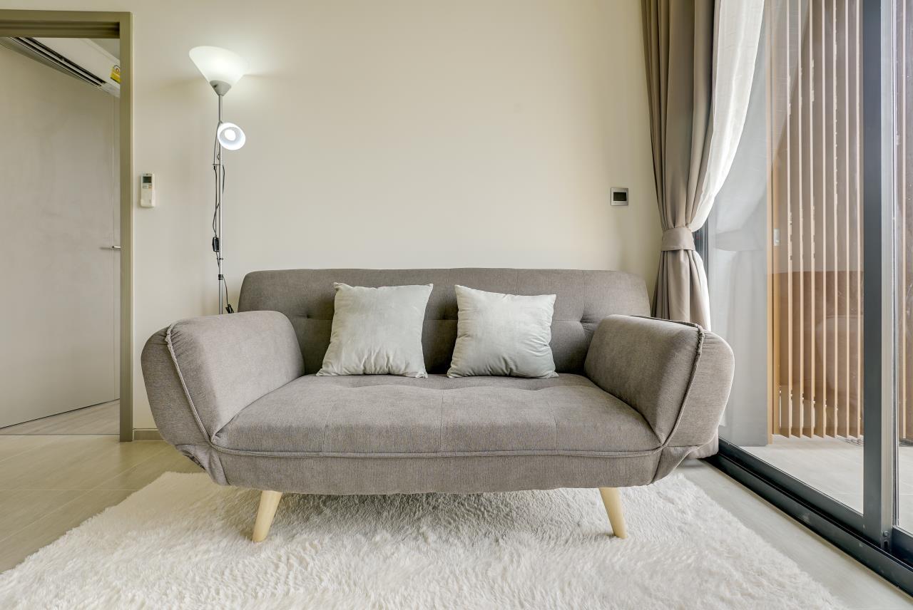 Hostmaker Bangkok Agency's Modern & Cozy 1 Bed 1 Bath Condo in the lovely Phra Khanong Neighborhood 9