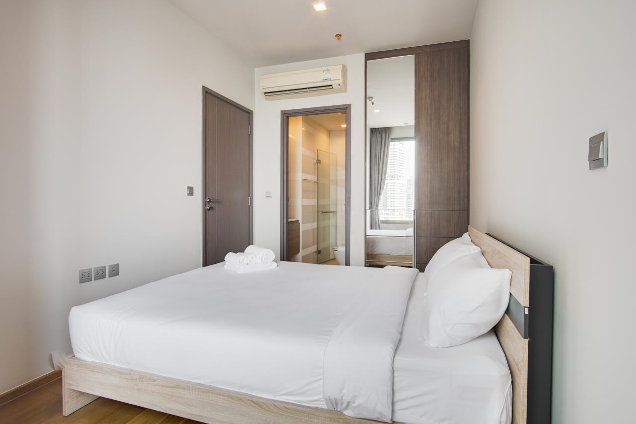 Hostmaker Bangkok Agency's Cosy & Chic 1bed Great Views in Keyne by Sansiri Condo 15
