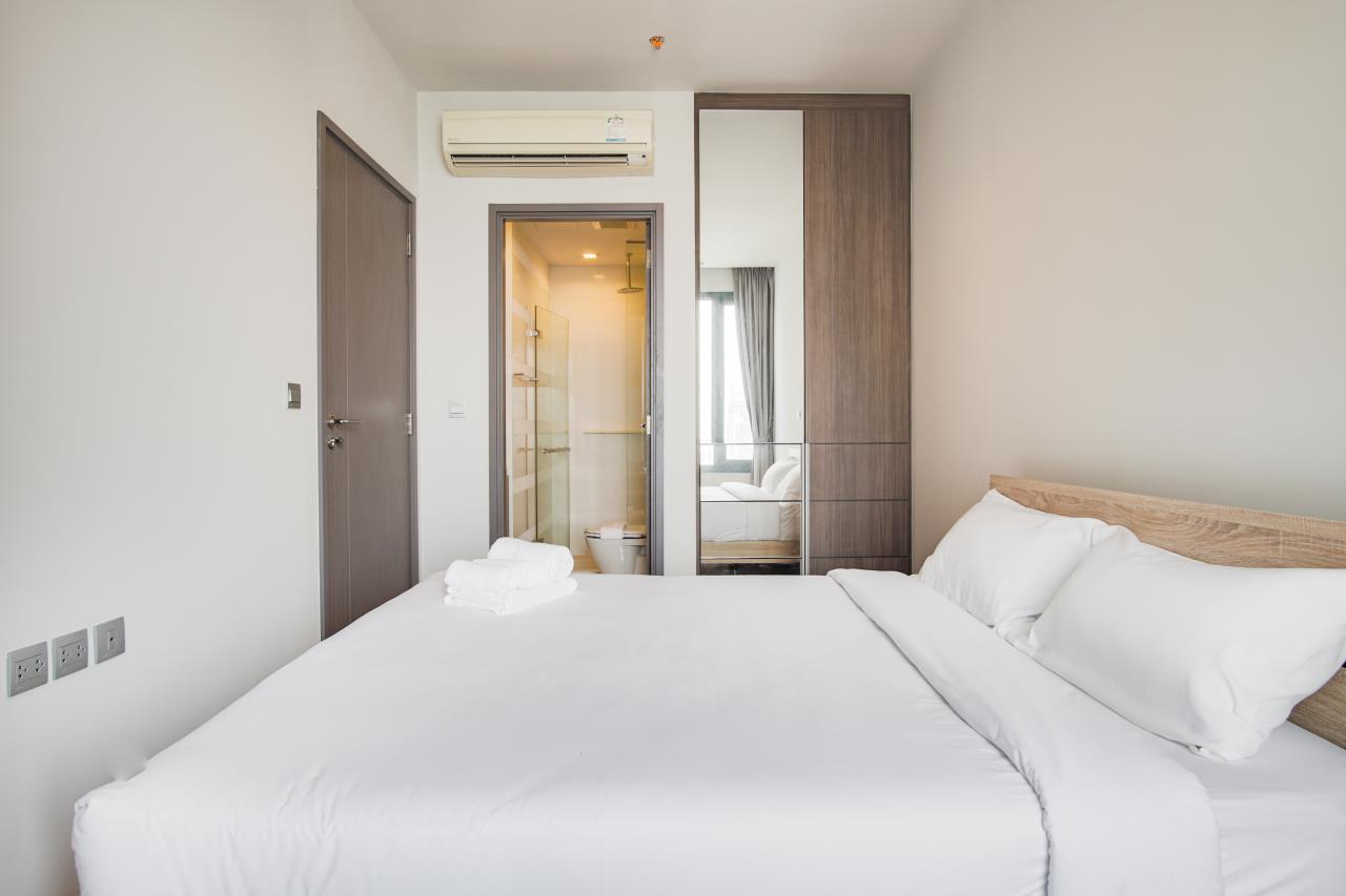 Hostmaker Bangkok Agency's Cosy & Chic 1bed Great Views in Keyne by Sansiri Condo 16