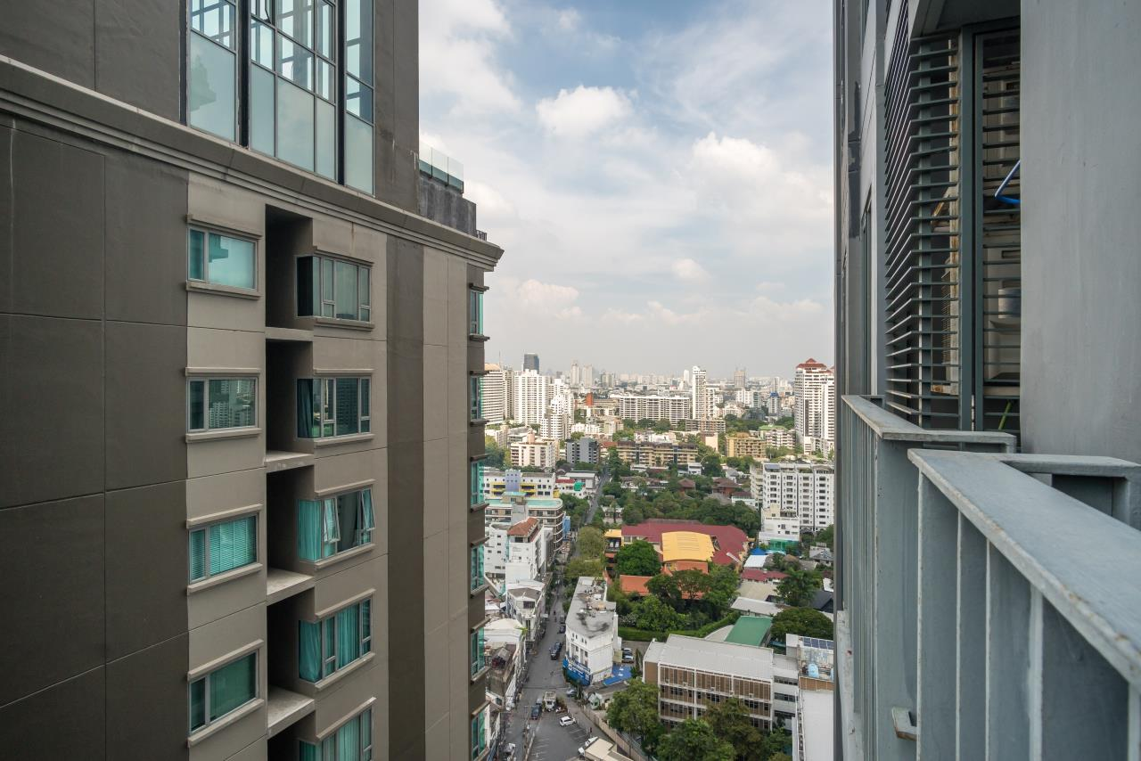 Hostmaker Bangkok Agency's Cosy & Chic 1bed Great Views in Keyne by Sansiri Condo 29