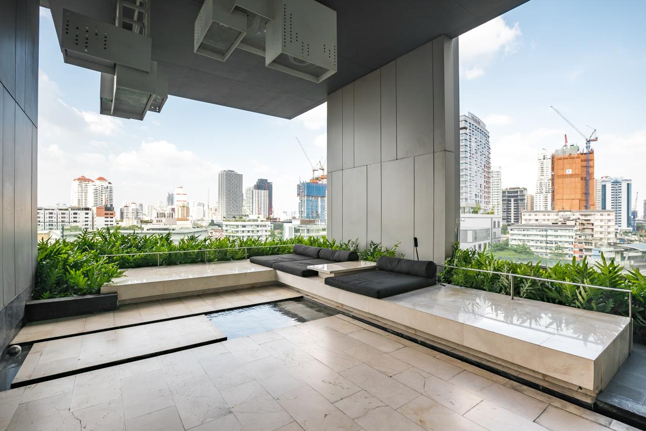 Hostmaker Bangkok Agency's Cosy & Chic 1bed Great Views in Keyne by Sansiri Condo 42
