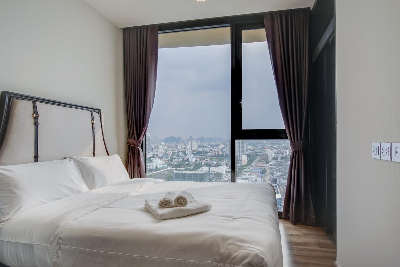 Hostmaker Bangkok Agency's Sophisticated 1bed -The Line Jatukak-Mochit Condo 6