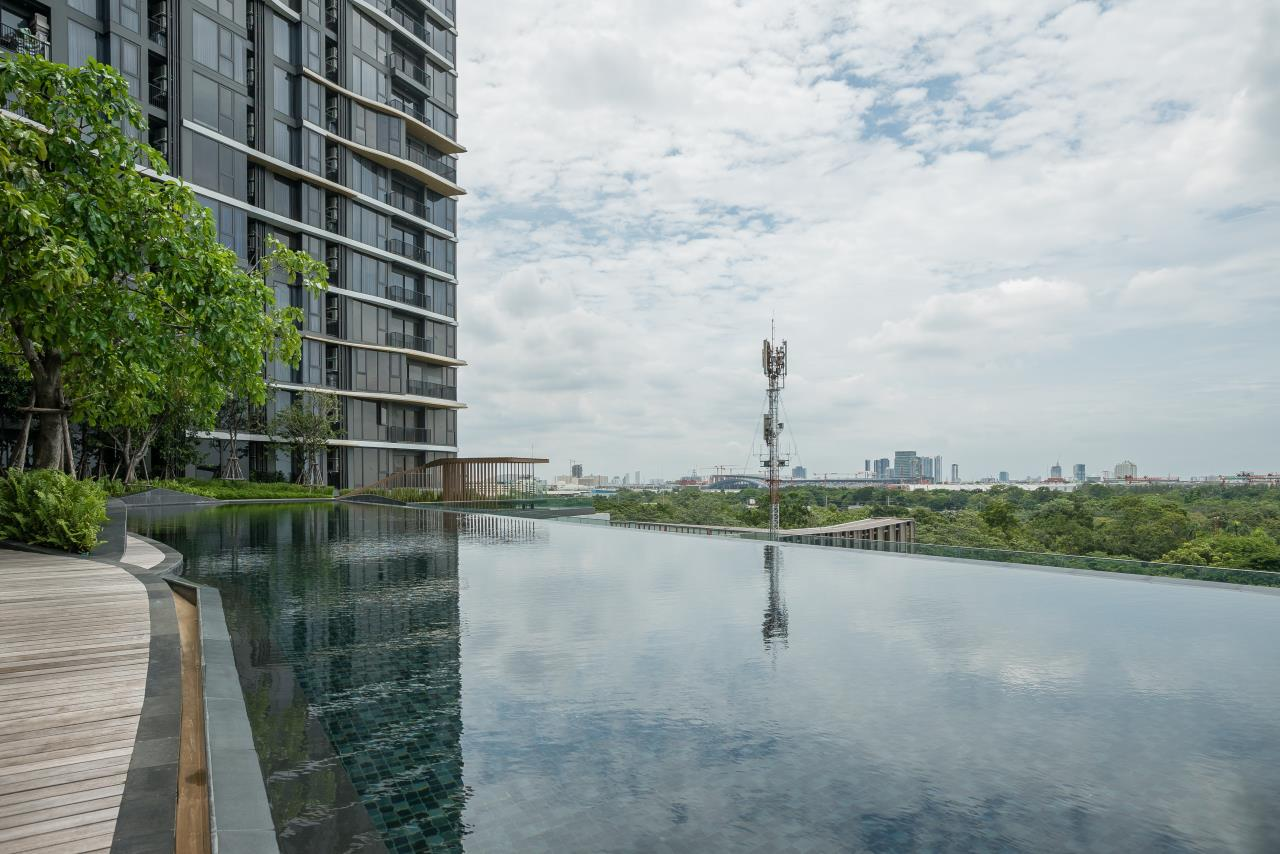 Hostmaker Bangkok Agency's Sophisticated 1bed -The Line Jatukak-Mochit Condo 40