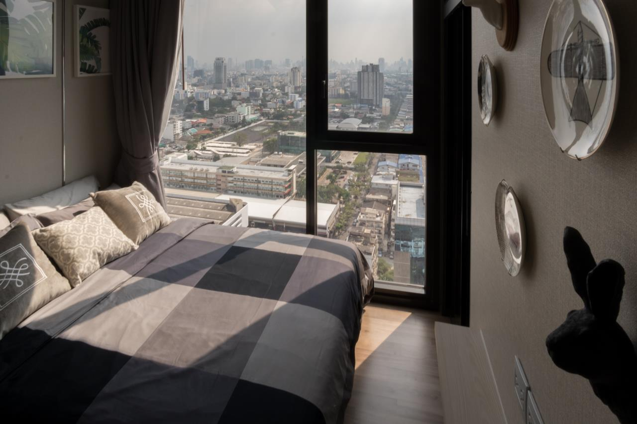 Hostmaker Bangkok Agency's Sophisticated & Cosy 1Bed in The Line Jatujak-Mochit Condominium 7