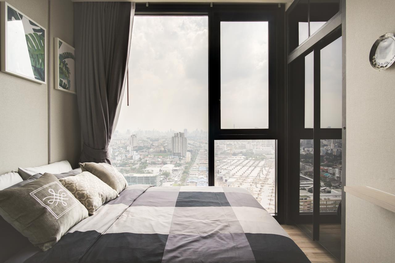 Hostmaker Bangkok Agency's Sophisticated & Cosy 1Bed in The Line Jatujak-Mochit Condominium 9