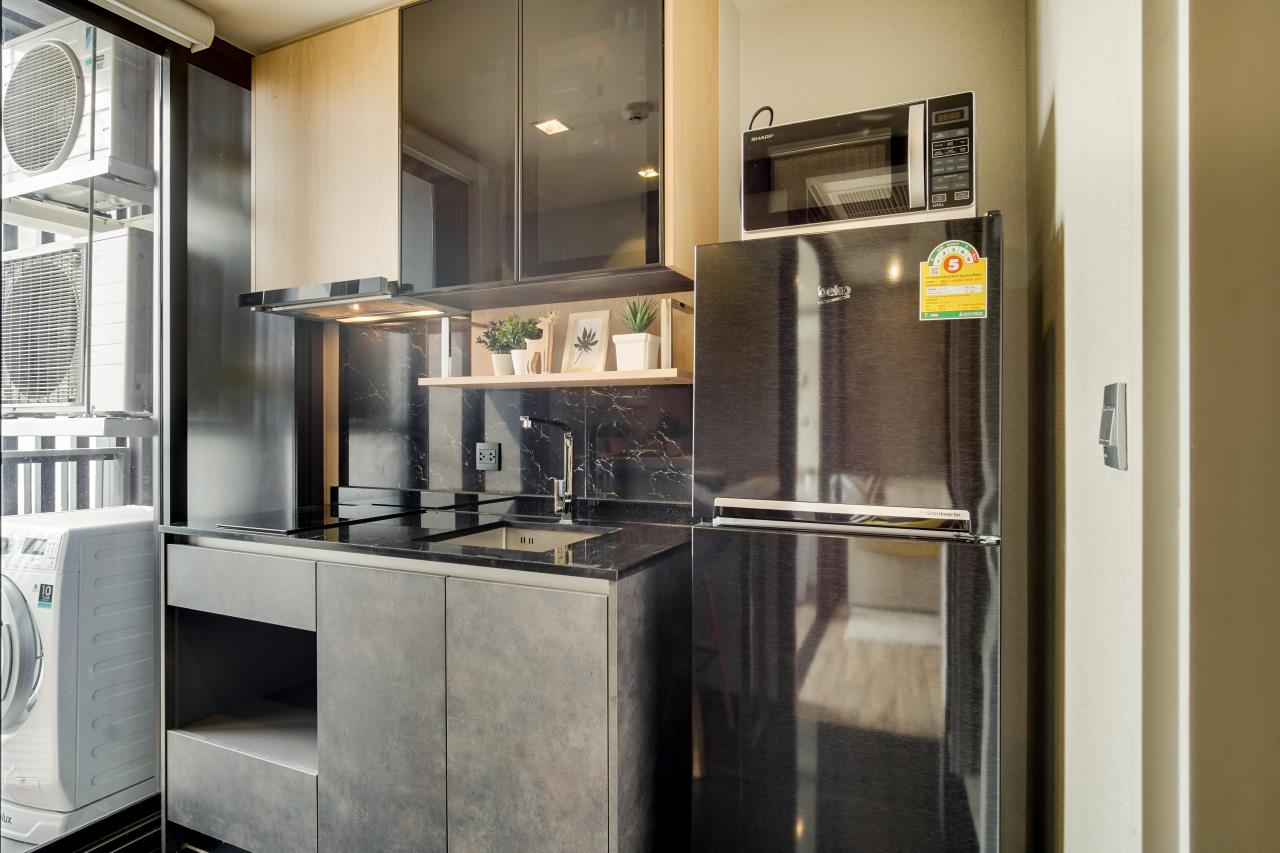 Hostmaker Bangkok Agency's Sophisticated & Cosy 1Bed in The Line Jatujak-Mochit Condominium 30