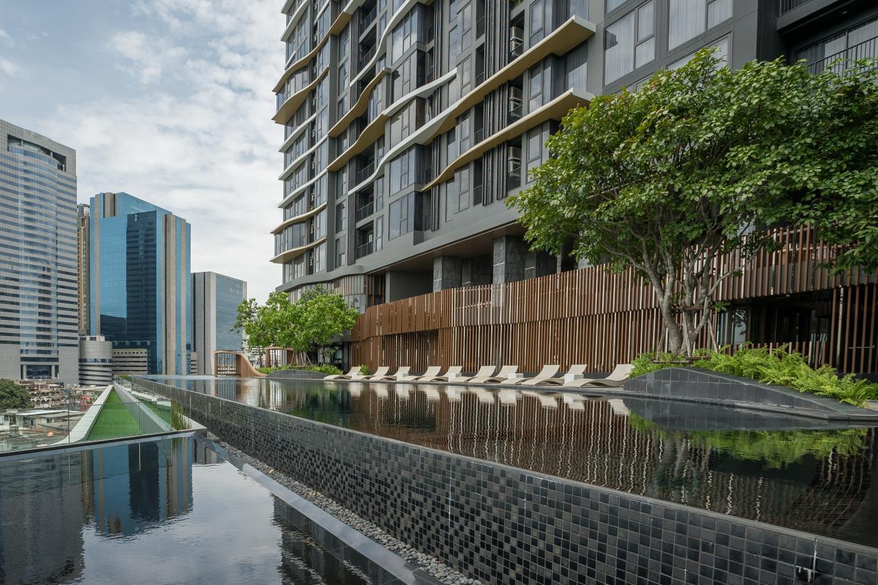 Hostmaker Bangkok Agency's Sophisticated & Cosy 1Bed in The Line Jatujak-Mochit Condominium 40