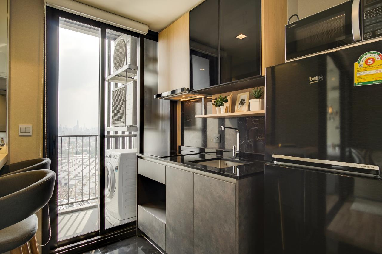 Hostmaker Bangkok Agency's Sophisticated & Cosy 1Bed in The Line Jatujak-Mochit Condominium 33