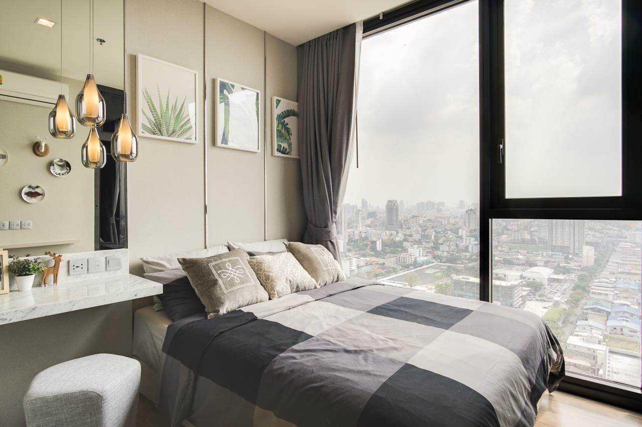 Hostmaker Bangkok Agency's Sophisticated & Cosy 1Bed in The Line Jatujak-Mochit Condominium 1