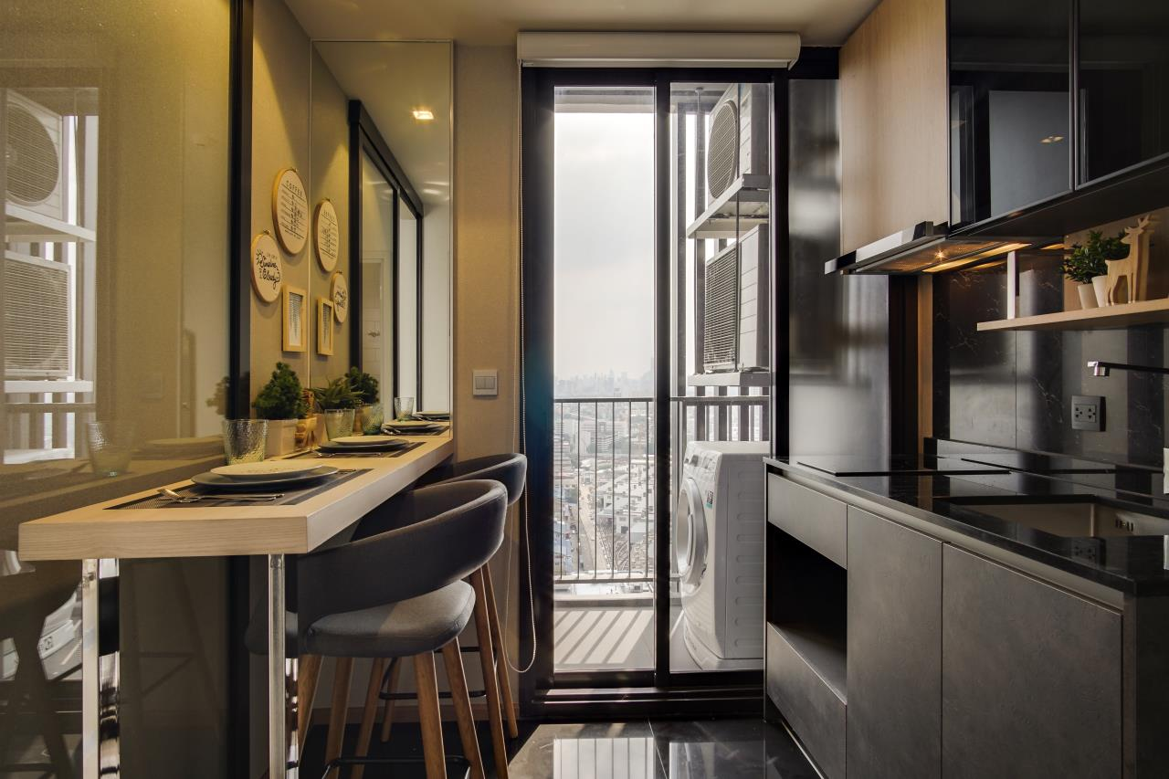 Hostmaker Bangkok Agency's Sophisticated & Cosy 1Bed in The Line Jatujak-Mochit Condominium 31