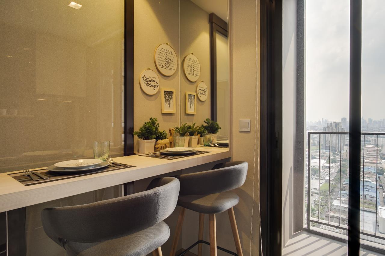 Hostmaker Bangkok Agency's Sophisticated & Cosy 1Bed in The Line Jatujak-Mochit Condominium 4