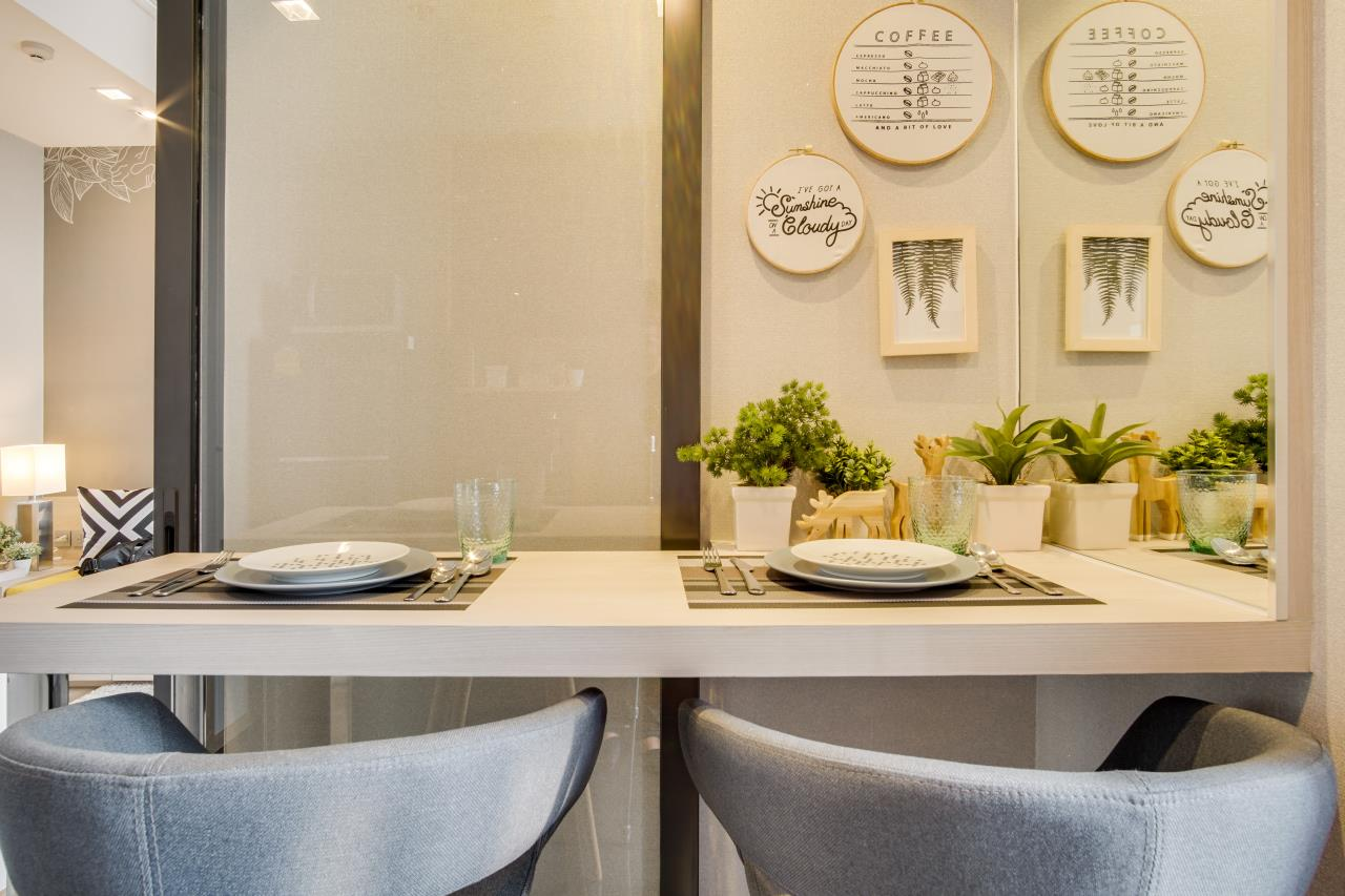 Hostmaker Bangkok Agency's Sophisticated & Cosy 1Bed in The Line Jatujak-Mochit Condominium 11