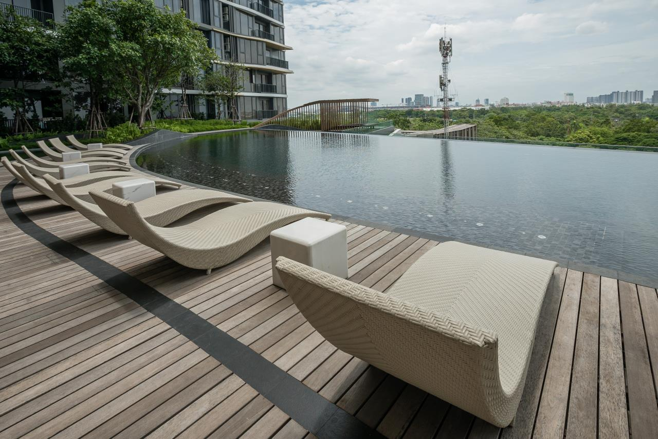 Hostmaker Bangkok Agency's Sophisticated & Cosy 1Bed in The Line Jatujak-Mochit Condominium 17