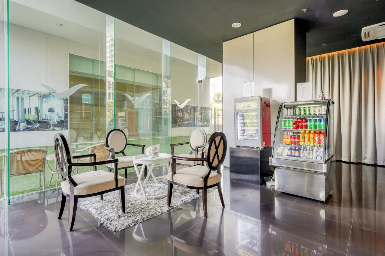 Hostmaker Bangkok Agency's Chic 2Bed 2Bath Apt in Movenpick Residences Ekkamai w/housekeeping service 37