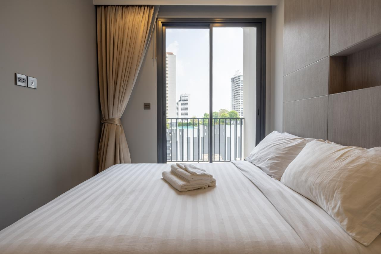 Hostmaker Bangkok Agency's Cozy 1bed in Thong Lo area 15-minute walk from Sukhumvit Road 11