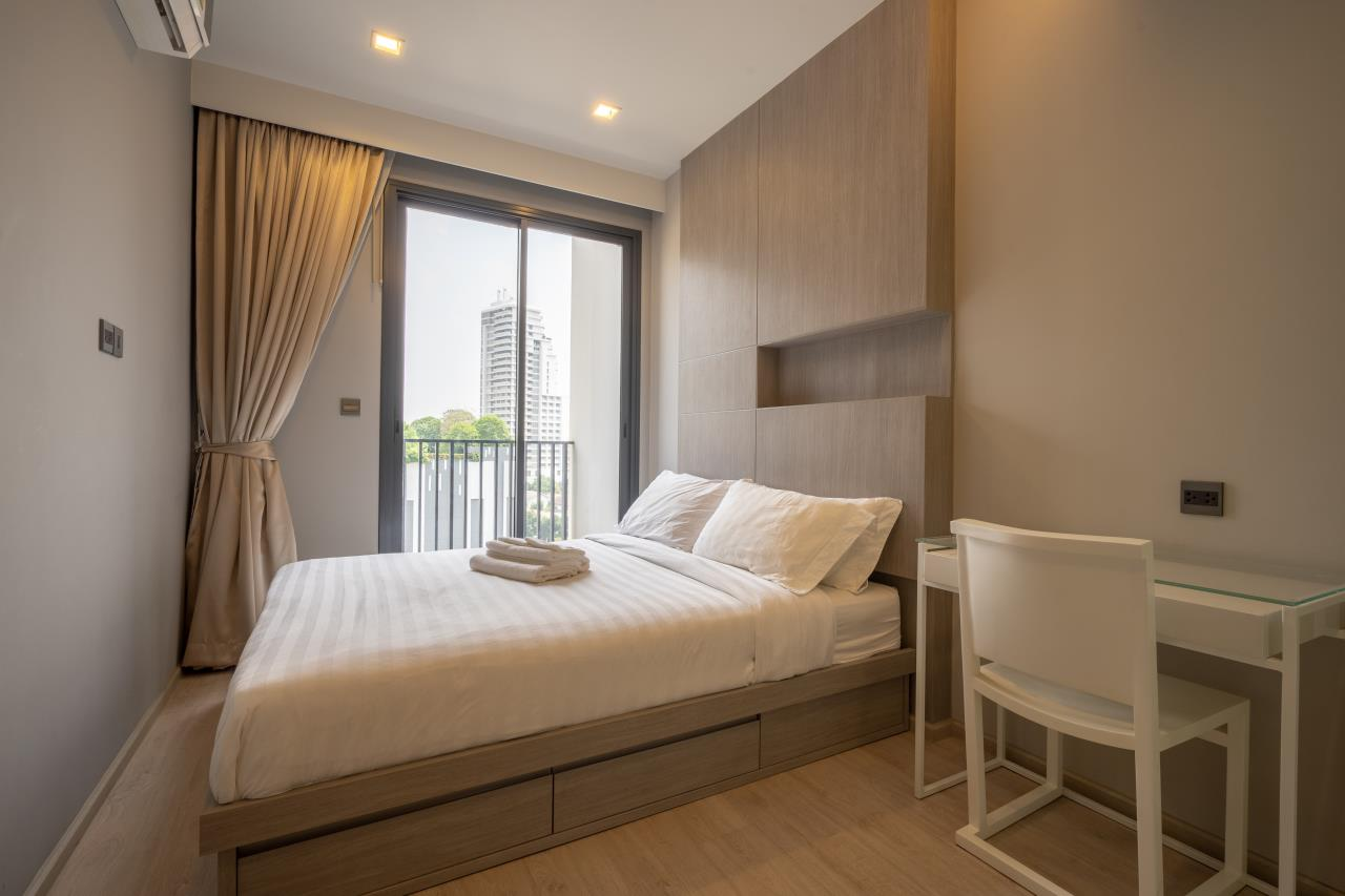 Hostmaker Bangkok Agency's Cozy 1bed in Thong Lo area 15-minute walk from Sukhumvit Road 3