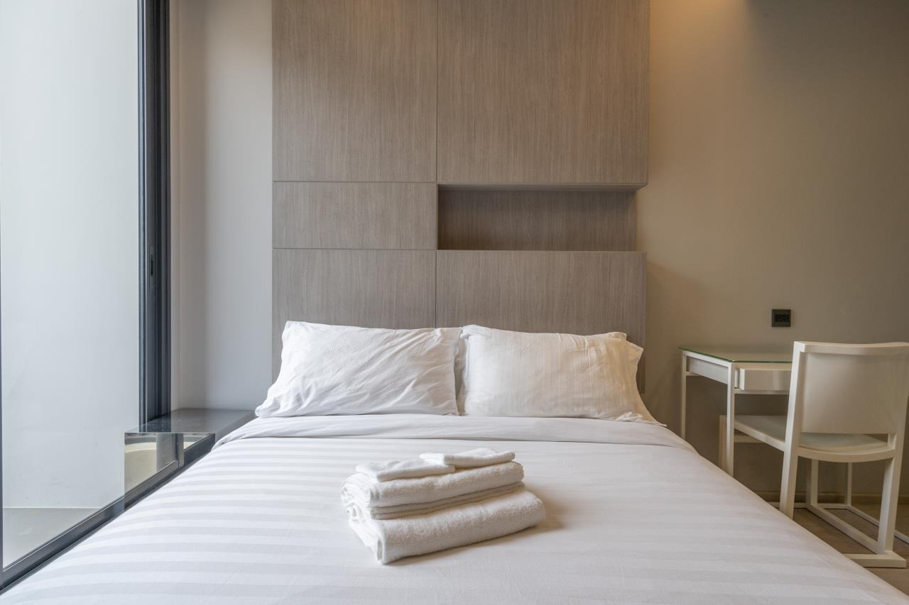 Hostmaker Bangkok Agency's Cozy 1bed in Thong Lo area 15-minute walk from Sukhumvit Road 12