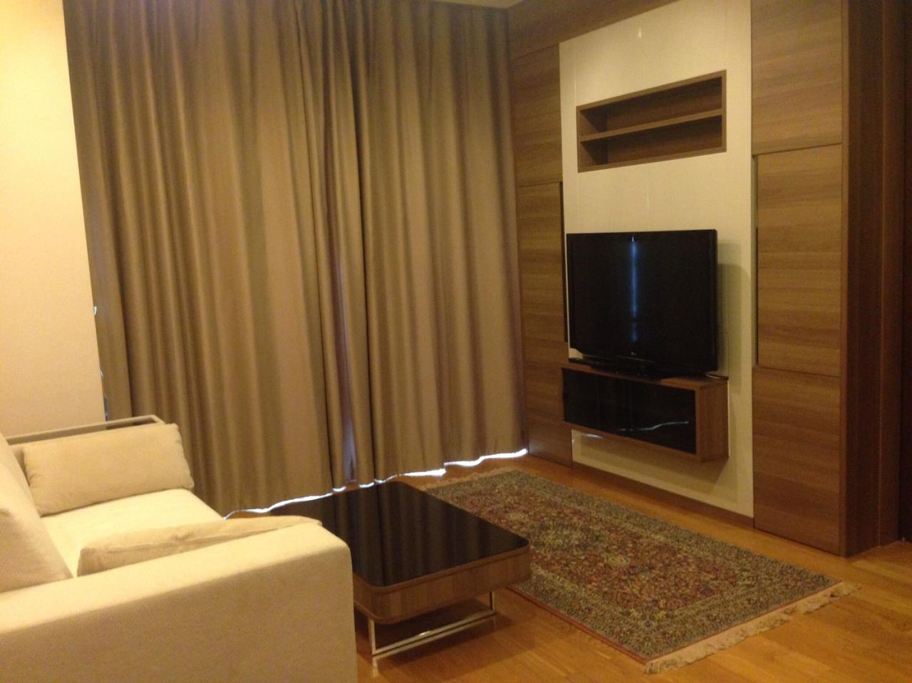 RadoEstate  Agency's Address Sathorn - High Floor For Rent 3