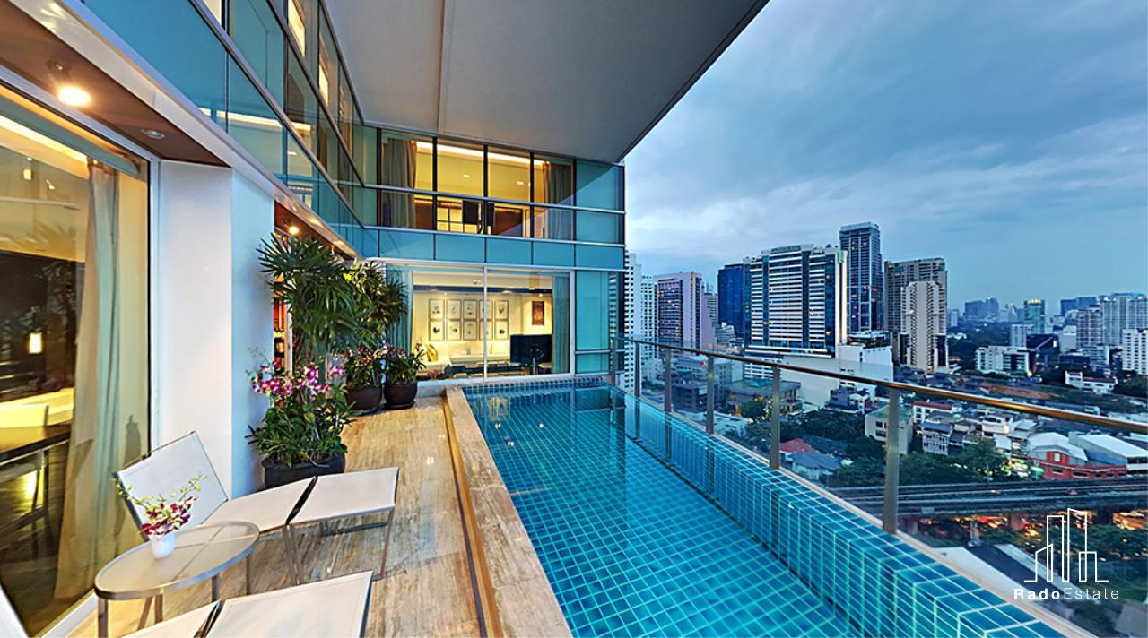 RadoEstate  Agency's BEAUTIFUL DUPLEX CONDO WITH PRIVATE POOL AND TERRACE 1