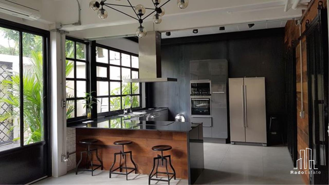 RadoEstate  Agency's LOFT STYLE TOWNHOUSE AT NOBLE CUBE RESIDENCE FOR SALE 4
