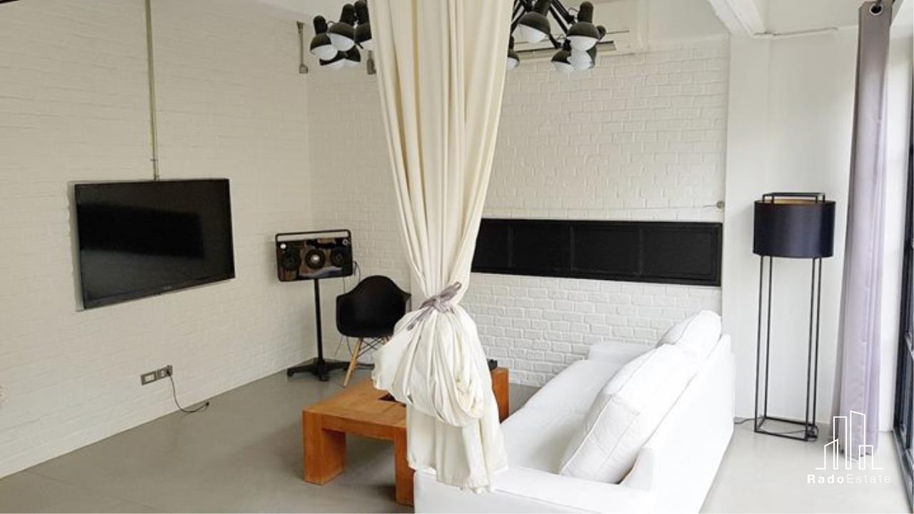 RadoEstate  Agency's LOFT STYLE TOWNHOUSE AT NOBLE CUBE RESIDENCE FOR SALE 5