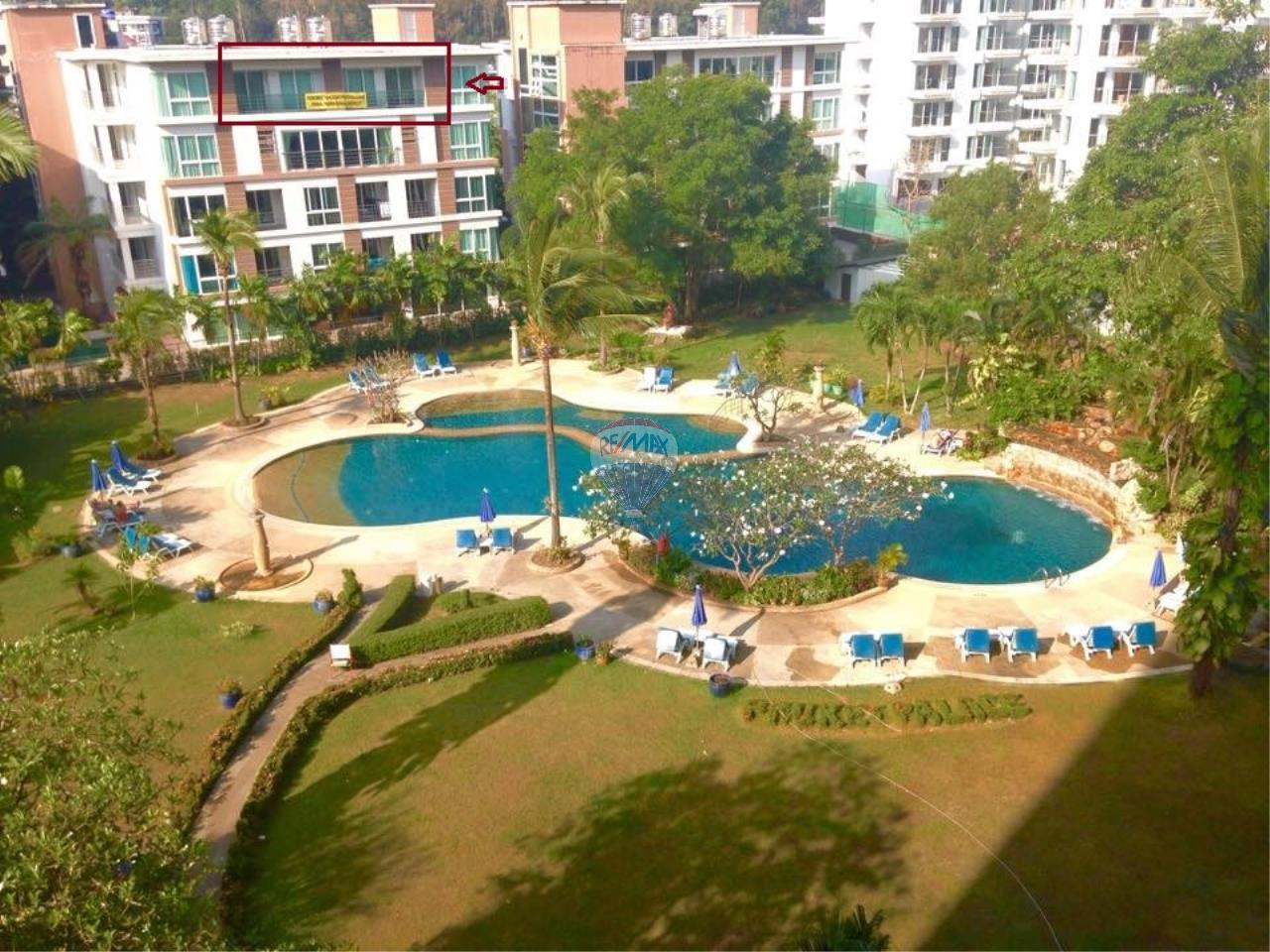 RE/MAX Top Properties Agency's Four Bedrooms Condo central Patong beach  4