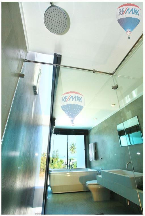RE/MAX Top Properties Agency's  Luxury Seaview Pool Villas 3 bedrooms, 4 bathrooms in Rawai 35