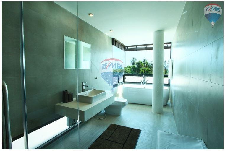 RE/MAX Top Properties Agency's  Luxury Seaview Pool Villas 3 bedrooms, 4 bathrooms in Rawai 36