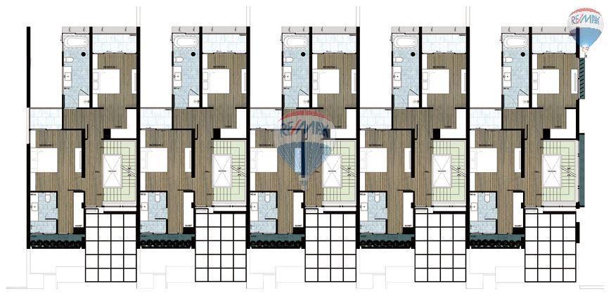 RE/MAX Top Properties Agency's  Luxury Seaview Pool Villas 3 bedrooms, 4 bathrooms in Rawai 55