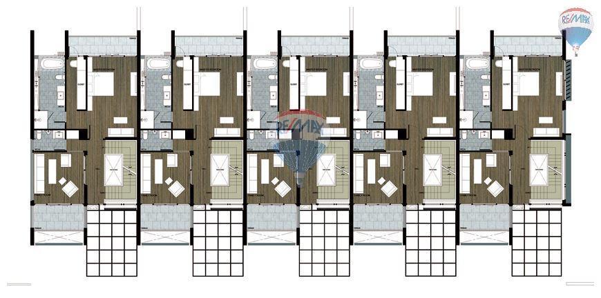 RE/MAX Top Properties Agency's  Luxury Seaview Pool Villas 3 bedrooms, 4 bathrooms in Rawai 56