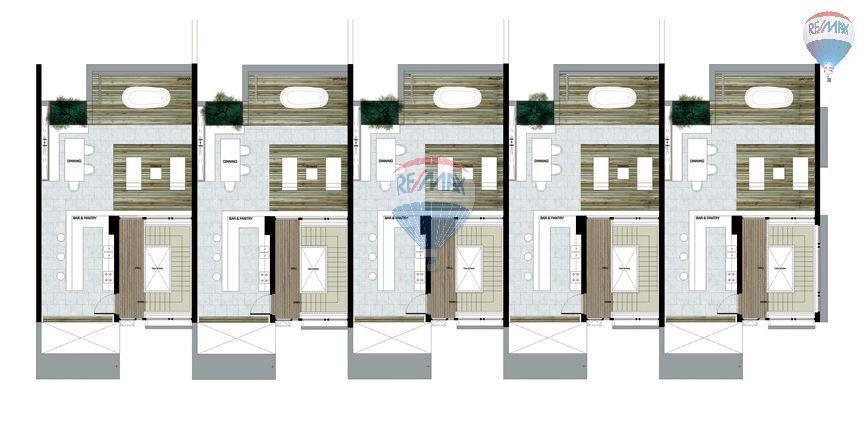 RE/MAX Top Properties Agency's  Luxury Seaview Pool Villas 3 bedrooms, 4 bathrooms in Rawai 57