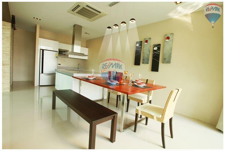RE/MAX Top Properties Agency's  Luxury Seaview Pool Villas 3 bedrooms, 4 bathrooms in Rawai 7