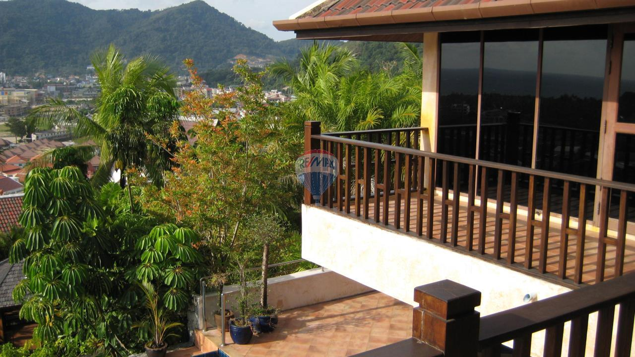 RE/MAX Top Properties Agency's Patong Beach 5Br.pool villas sea view and spa 13