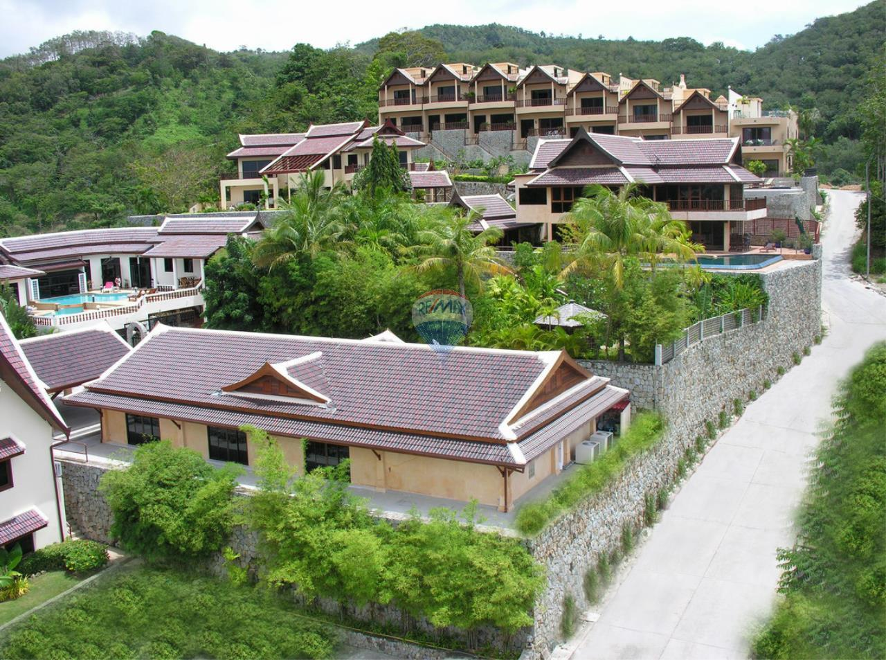 RE/MAX Top Properties Agency's Patong Beach 5Br.pool villas sea view and spa 14