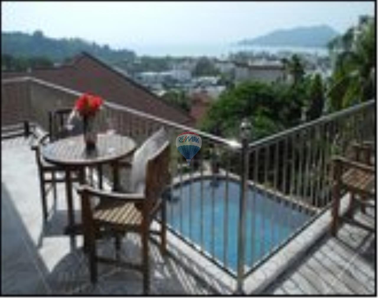 RE/MAX Top Properties Agency's Patong Beach 5Br.pool villas sea view and spa for rent 6