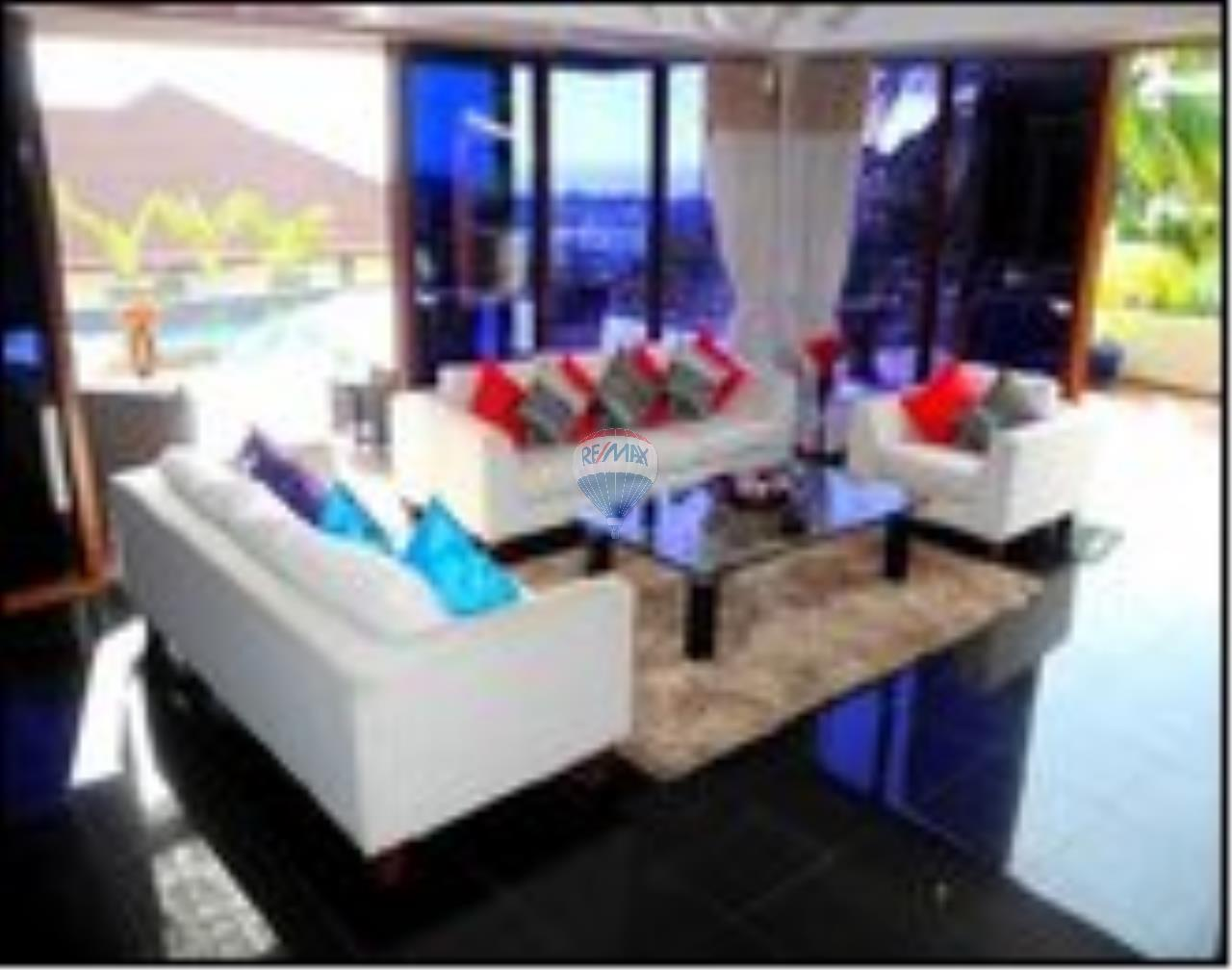 RE/MAX Top Properties Agency's Patong Beach 5Br.pool villas sea view and spa for rent 9