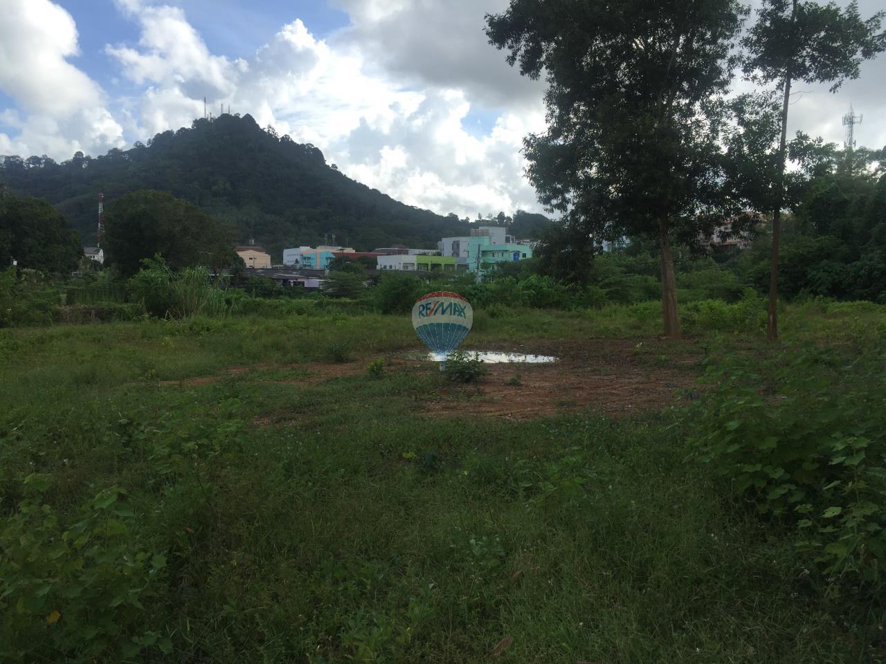 RE/MAX Top Properties Agency's Maung Phuket Land plots 6 Rai for sale 2