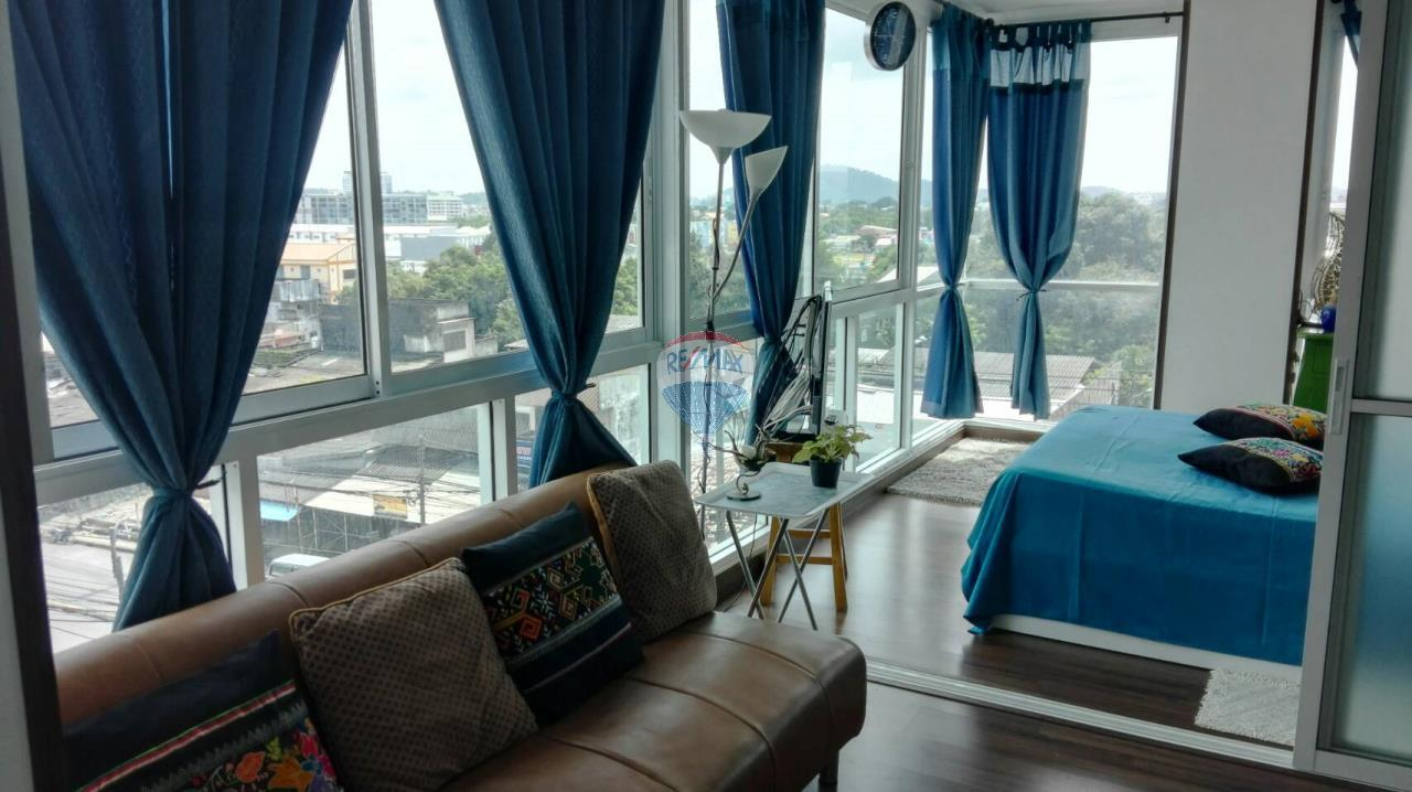 RE/MAX Top Properties Agency's 1BR City View Apartment for Sale in Phuket Town 2