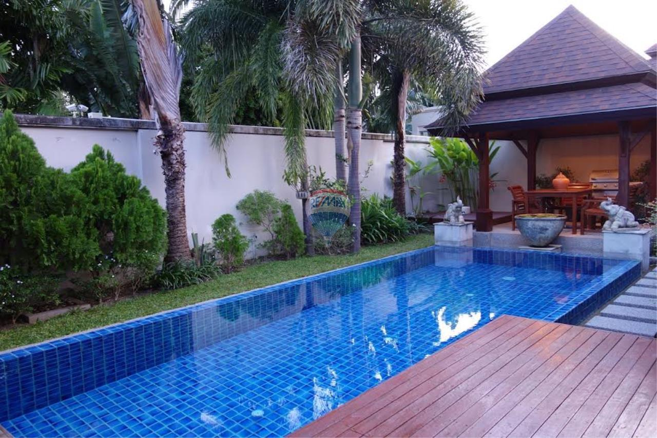 RE/MAX Top Properties Agency's Rawai 2Br.pool.villa for rent 1