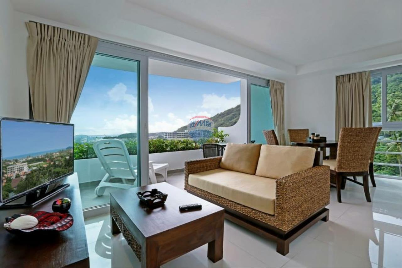 RE/MAX Top Properties Agency's Kata Beach 2Br.Apartment seaview for Sale 1