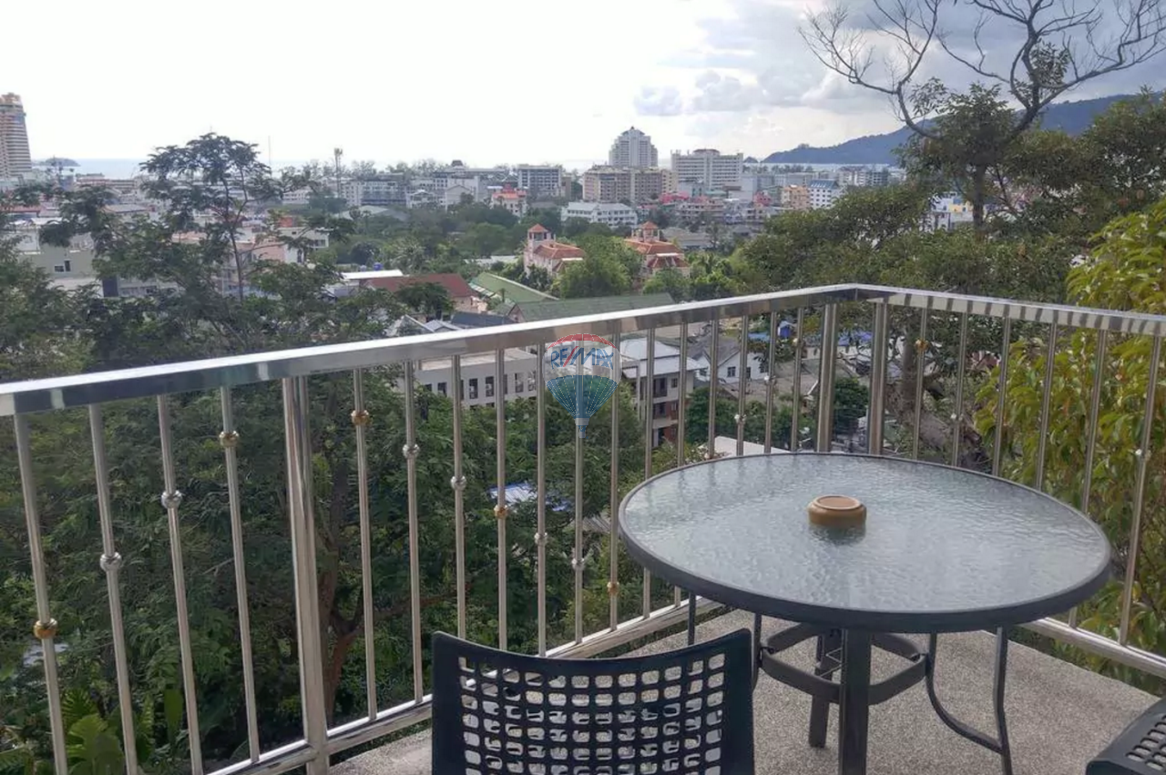 RE/MAX Top Properties Agency's PATONG - Beautiful Sea view 4 bedrooms Villa - GREAT DEAL! 5