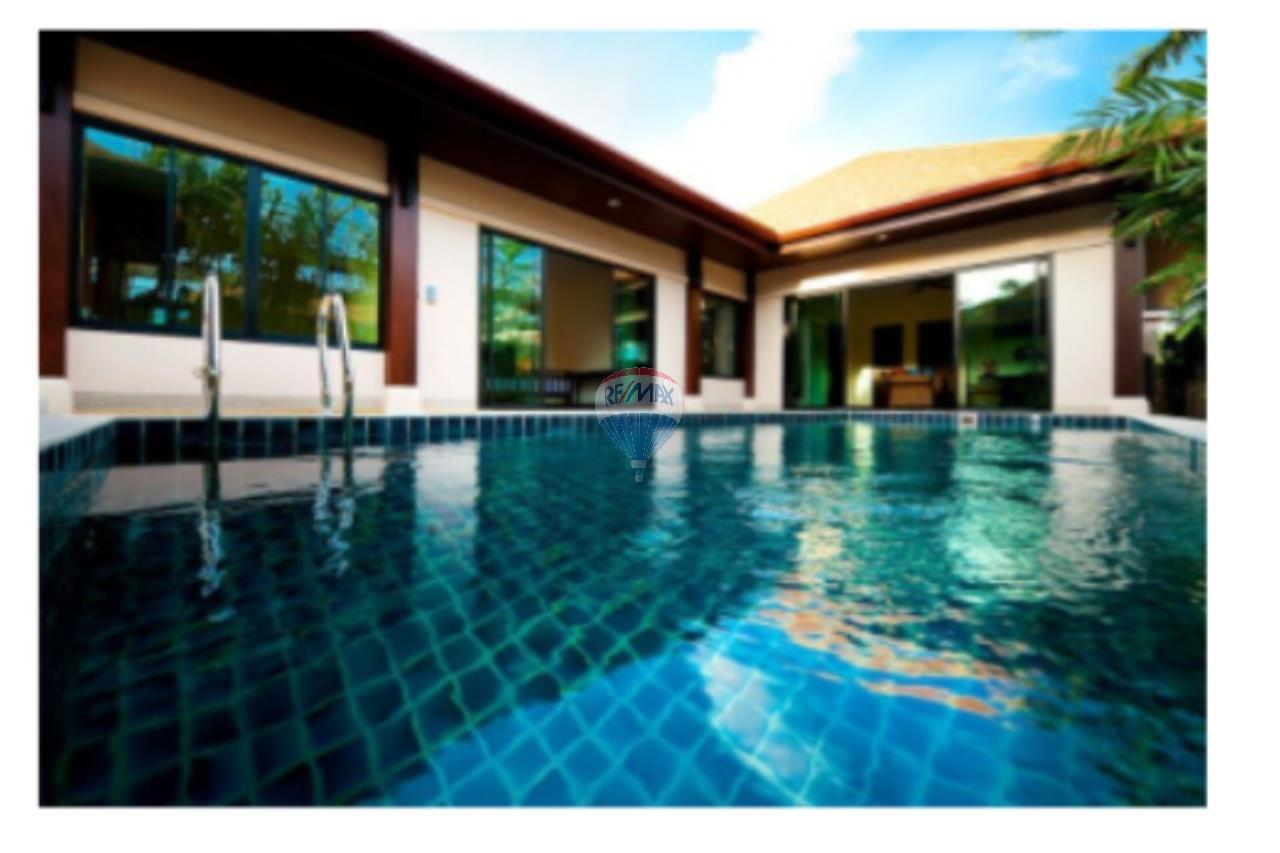 RE/MAX Top Properties Agency's Rawai 2Br.pool.villa Bali for sale 11