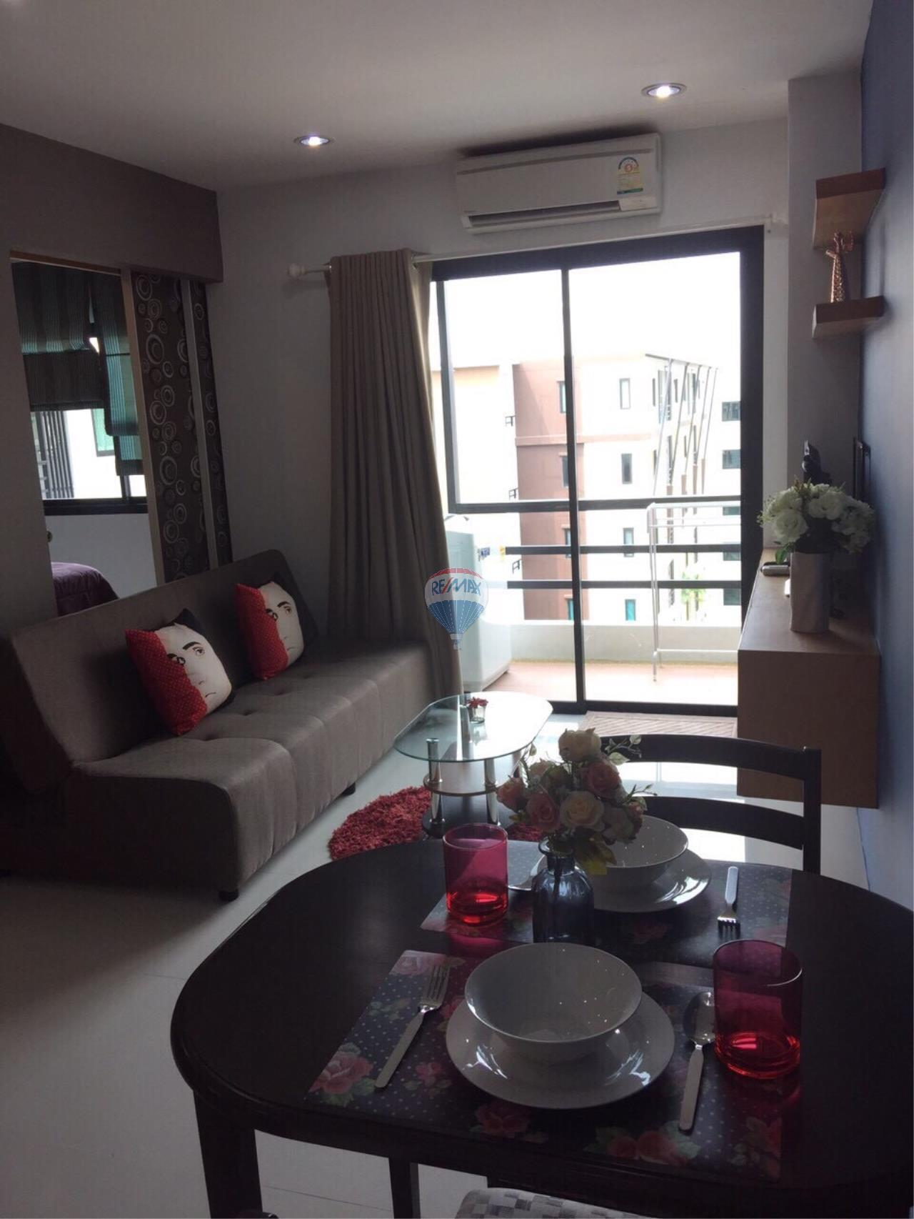 RE/MAX Top Properties Agency's Kathu 1Br.condo for rent AF7 4