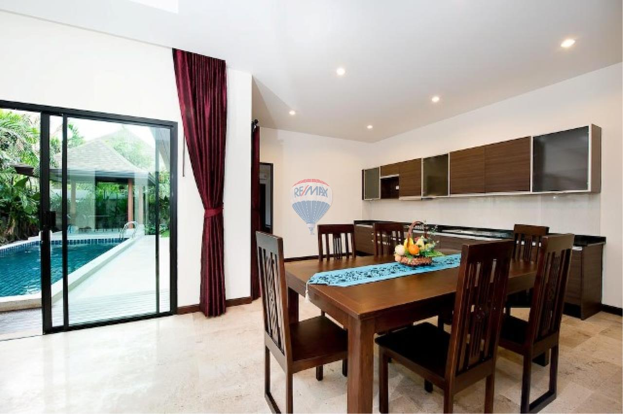 RE/MAX Top Properties Agency's Rawai Pool Villa for Rent 4