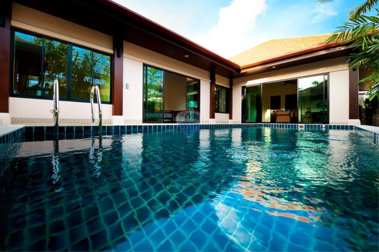 RE/MAX Top Properties Agency's Rawai Pool Villa for Rent 1
